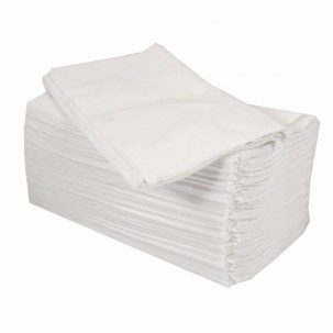 Readi-fold 33cm White 2Ply Napkin