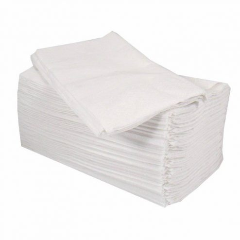Readi Fold 33cm White 2Ply Napkin